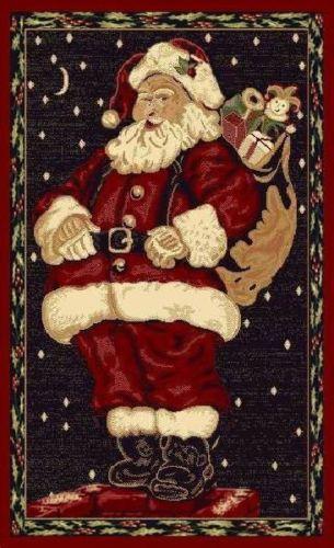 christmas area rug ebay