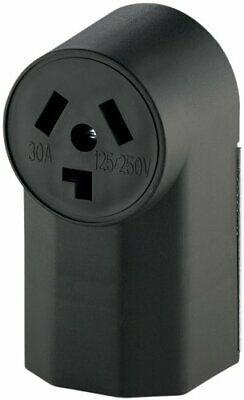 EATON WD125 Dryer Electrical Receptacle V, 30 A~3 Pole~3-Wire Dryer Power Outlet