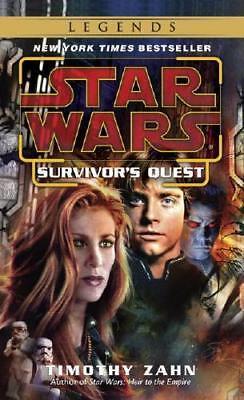Survivor's Quest: Star Wars Legends by Timothy Zahn (author)
