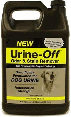 Urine Off Dog & Puppy - Ordor & Stain Remover Gallon