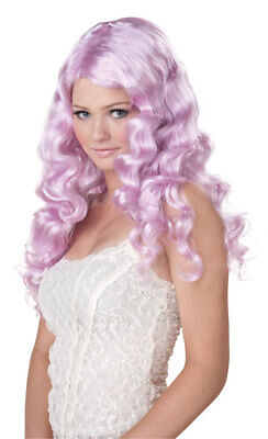 Lavender Sweet Tart Wig for Halloween Costume](Sweet Tart Halloween Costume)
