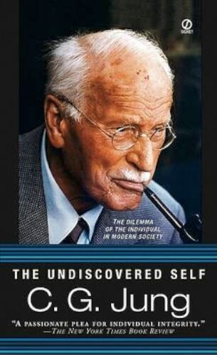 NEW The Undiscovered Self by Carl Gustav Jung BOOK (Paperback) Free P&H