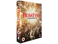 Have one to sell? Sell it yourself Primeval: The Complete Series 1 and 2 DVD (2008) 4 Discs
