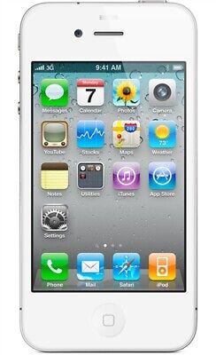 Apple iPhone 4S - Unlocked, T-Mobile, AT&T - 8GB, 16GB, 32GB