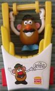Burger King Mr Potato Head