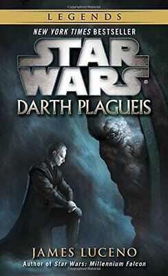 Darth Plagueis: Star Wars Legends. Luceno 9780345511294 Fast Free Shipping< 