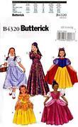 Belle Costume Pattern