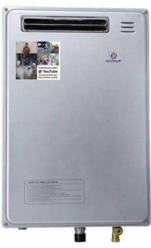 Lp Tankless Water Heater Ebay