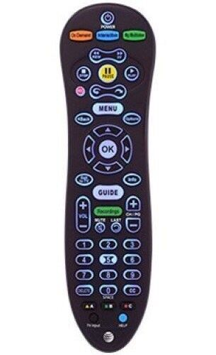 New At&t Uverse U-verse S30 Universal Programmable Remote Control