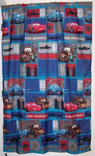 Curtains Ideas Car Curtains : Disney Cars Curtains | EBay