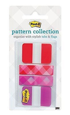 Post-it Tabs 1 X 1.5 Inches 22package .47 X 1.7 Inches Arrow Flags 40pack