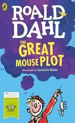 The Great Mouse Plot: World Book Day 2016, Dahl, Roald, UsedVeryGood, Paperback for sale  Shipping to Nigeria