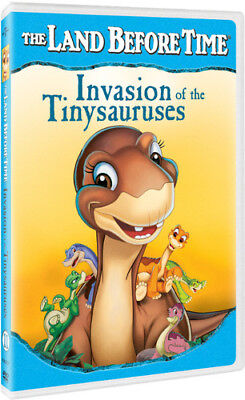 The Land Before Time: Invasion Of The Tinysauruses [New (The Land Before Time Invasion Of The Tinysauruses)