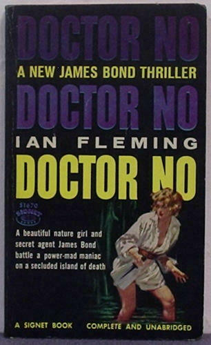 Doctor No  James Bond