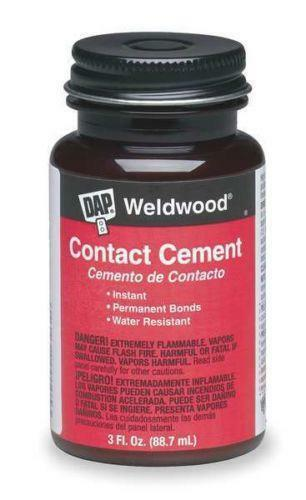 how to use contact cement
