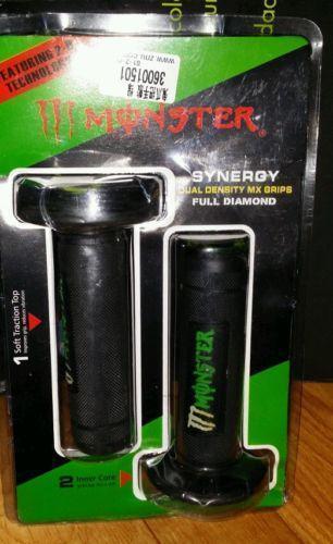 Pro Taper Handlebars >> Monster Grips: Motorcycle Parts | eBay