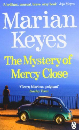 The Mystery of Mercy Close,Marian Keyes- 9781405911825