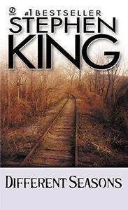 Stephen King-Different Seasons paperback-excellent condition