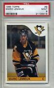 Mario Lemieux Rookie Card