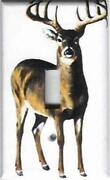 Deer Light Switch Cover