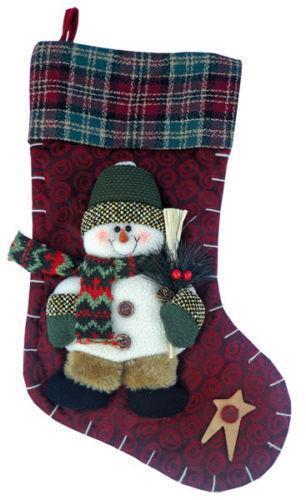 Country Christmas Stockings Ebay