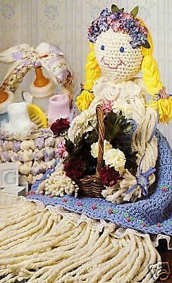 - CUTE Crochet Mop Doll/Toy/Crochet Pattern