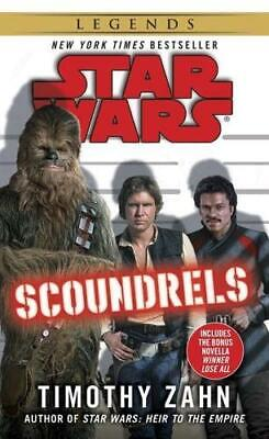Scoundrels: Star Wars Legends by Timothy Zahn (author)