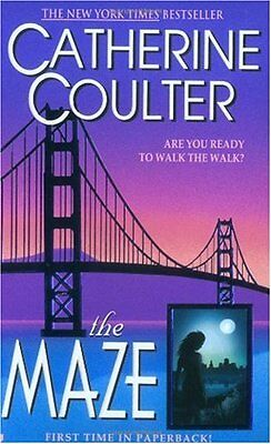 The Maze (An FBI Thriller) by Catherine Coulter