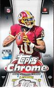 2012 Topps Chrome Box