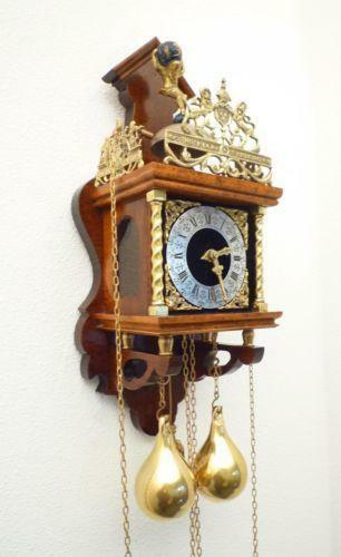 Dutch Clock Ebay