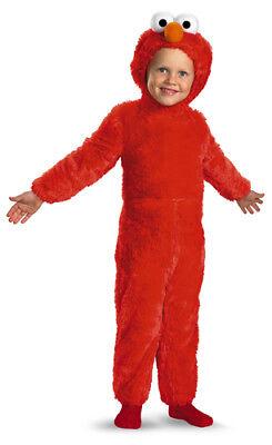 Sesame Street Baby Costumes (Fuzzy Elmo Sesame Street Infant/Toddler)