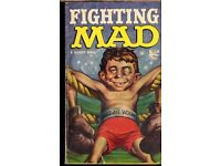 MAD special edition boxing book