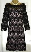 Monsoon Crochet Dress