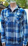 Aeropostale Plaid Shirt Men