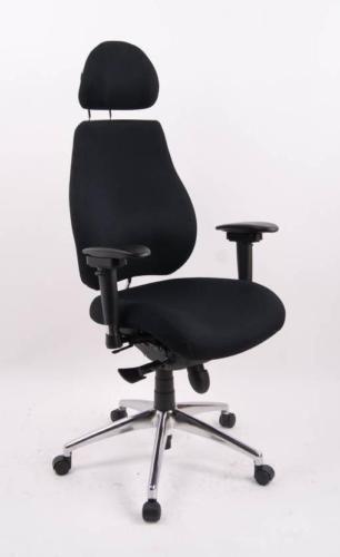 orthopaedic high back chair ebay. Black Bedroom Furniture Sets. Home Design Ideas