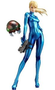 Metroid Other M: Samus Aran Zero Suit Ver. Figure Max Factory USA Seller