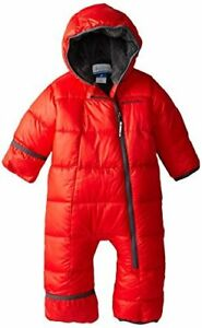 Columbia Frosty Freeze Bunting One Piece Snowsuit 18-24 months