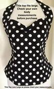 Rockabilly Top Size 16