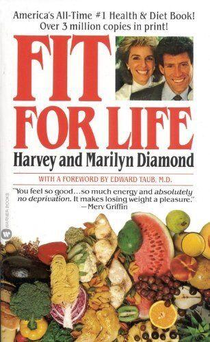 Fit For Life By Harvey Diamond, Marilyn Diamond