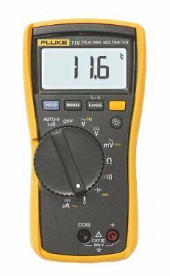 Fluke Electronics Inc 116 Hvac True Rms Multimeter