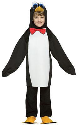 Penguin with Bow Tie Kids Halloween Costume size 4-6X - Penguin Costumes Kids