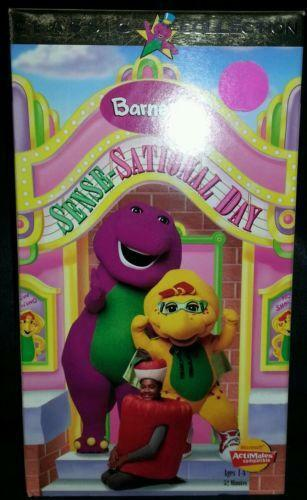 Barney Classic Collection VHS