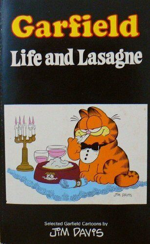 Garfield - Life and Lasagne (Garfield Pocket Books),Jim Davis