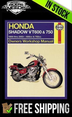 honda shadow vt750 ace service manual pdf