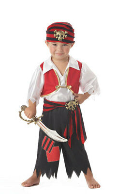 Child Ahoy Matey Costume for - Costumes For Baby For Halloween