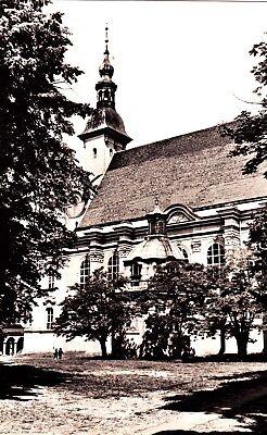 Neuzelle , kath.Kirche ,Ansichtskarte,  gelaufen