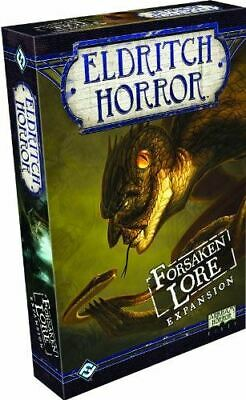 ELDRITCH HORROR EXPANSION FORSAKEN LORE segunda mano  Embacar hacia Spain