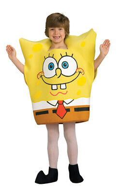 Spongebob Square Pants Child Halloween Costume (Baby Spongebob Costume)