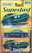 Jaguar Matchbox XJ6