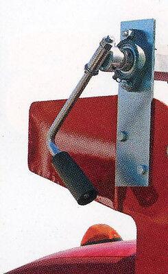 Buyers DTR Hand Crank Dump Truck Trailer Tarp Roller Kit System no tarp NEW